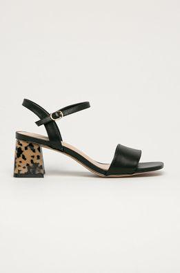 Aldo - Kožené sandály Gleawia 001