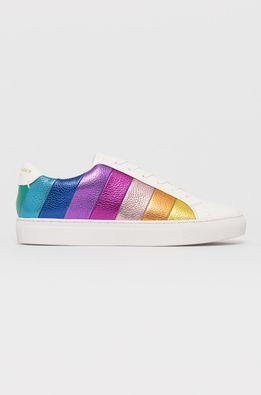 Kurt Geiger London - Кожени обувки LANE STRIPE