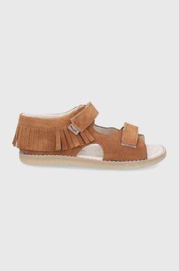 Mrugała - Дитячі замшеві сандалі