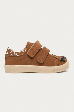 Mrugała - Дитячі замшеві туфлі