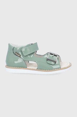 Mrugała - Дитячі шкіряні сандалі