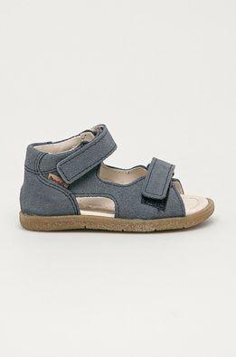 Mrugała - Дитячі шкіряні сандалі з колекції присвяченої 10-річчю ANSWEAR