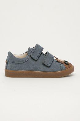 Mrugała - Дитячі замшеві туфлі з колекції присвяченої 10-річчю ANSWEAR