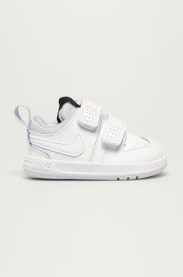 Nike Kids - Детские кожаные кроссовки Pico 5