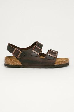 Birkenstock - Sandale de piele Milano