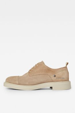 G-Star Raw - Кожени половинки обувки