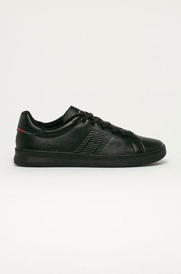 Tommy Hilfiger - Кожаные ботинки