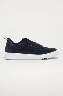 Tommy Hilfiger - Velúr cipő