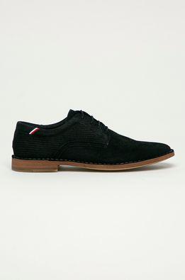 Tommy Hilfiger - Замшеві туфлі