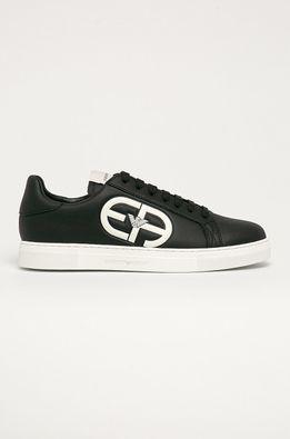 Emporio Armani - Кожаные ботинки