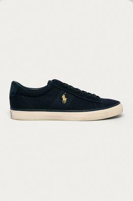 Polo Ralph Lauren - Pantofi de piele intoarsa