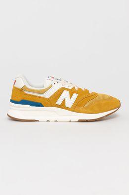 New Balance - Bőr cipő CM997HRW