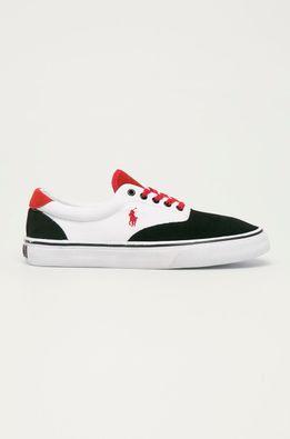 Polo Ralph Lauren - Bőr tornacipő