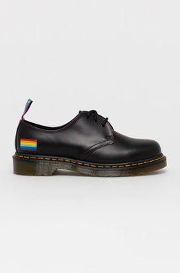 Dr. Martens - Кожаные туфли 1461 For Pride
