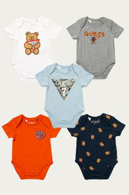 Guess - Боди для младенцев 62-76 cm (5-pack)