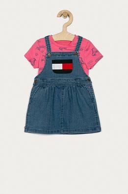 Tommy Hilfiger - Бебешка рокля 74-92 cm