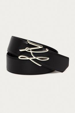 Karl Lagerfeld - Kožený opasok