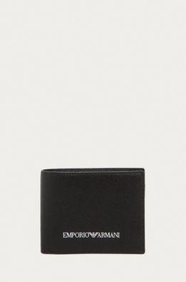 Emporio Armani - Kožená peněženka