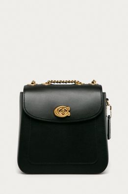 Coach - Кожаный рюкзак