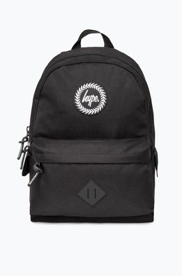 Hype - Dětský batoh BLACK
