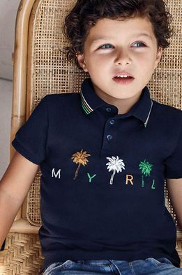 Mayoral - Tricou polo copii