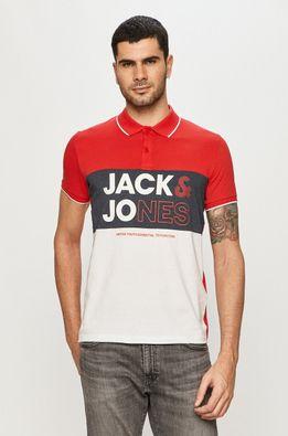 Jack & Jones - Тениска с яка