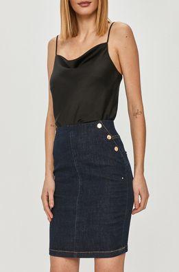 Guess - Rifľová sukňa