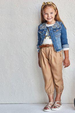 Mayoral - Детские джинсы