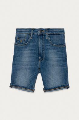 Calvin Klein Jeans - Pantaloni scurti din denim pentru copii 128-176 cm