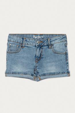 Pepe Jeans - Pantaloni scurti din denim pentru copii Foxtail 128-180 cm