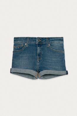 Tommy Hilfiger - Детски дънков къс панталон 128-176 cm