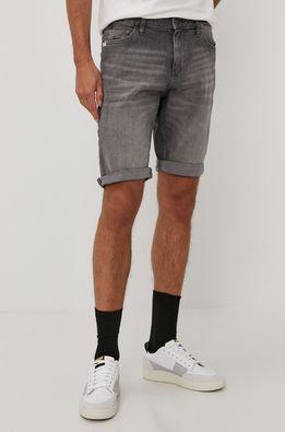 Tom Tailor - Rifľové krátke nohavice