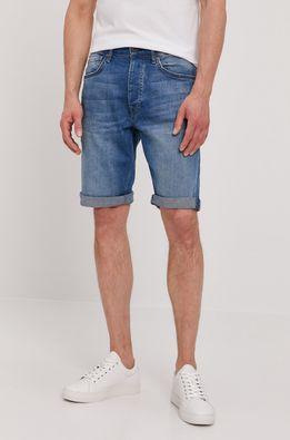 Pepe Jeans - Дънкови къси панталони Callen