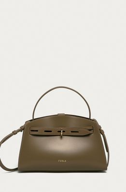 Furla - Кожена чанта Marherita