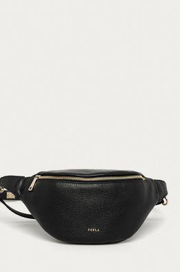 Furla - Малка кожена чанта Net