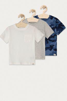 GAP - Tricou copii 74-110 cm (3-pack)