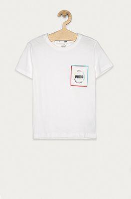 Puma - Dětské tričko 104-176 cm