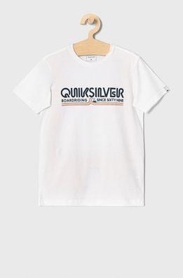 Quiksilver - Tricou copii 128-172 cm