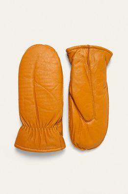 Answear - Шкіряні рукавички