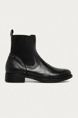 Answear - Kožené kotníkové boty Answear Lab