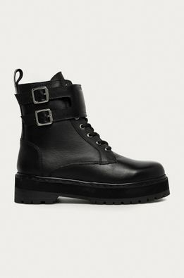 Answear.LAB limitovaná kolekce - Kožené kotníkové boty
