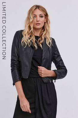 Answear Lab - Шкіряна куртка з колекції присвяченої 10-річчю ANSWEAR