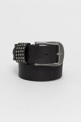 Answear Lab - Кожаный ремень из коллекции к 10-летию ANSWEAR