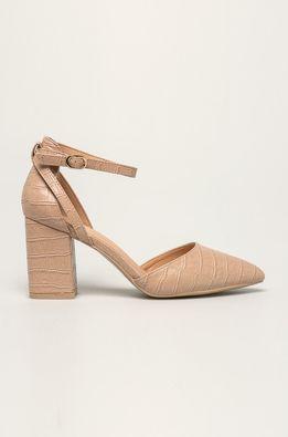 Answear - Обувки с дебел ток Primavera