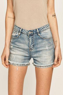 Answear - Rifľové krátke nohavice