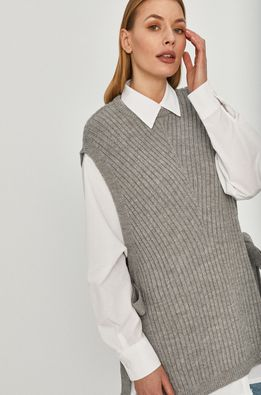Answear Lab - Košila se svetrem