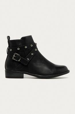 Answear Lab - Členkové topánky R&B