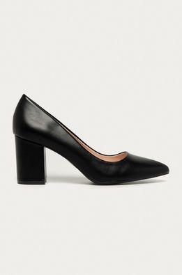 Answear Lab - Обувки с дебел ток Sun Sea