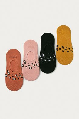 Answear Lab - Členkové ponožky (4-pak)