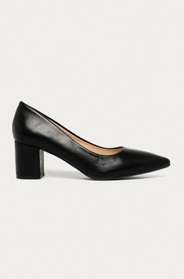 Answear Lab - Обувки с дебел ток QH